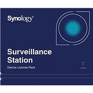 Synology NAS licence pro další IP kameru do Surveillance Station
