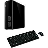 Seagate BackUp Plus Hub 4TB + 2x USB, černý + Canyon CNS-HSETW3 CZ