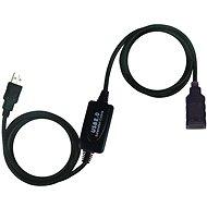 USB 2.0 repeater 10m prodlužovací