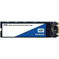 WD Blue 3D NAND SSD 2TB M.2