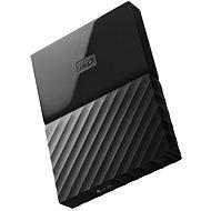 "WD 2.5"" My Passport 1TB černý"