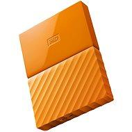 """WD 2.5"""" My Passport 1TB oranžový"""