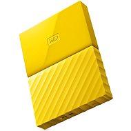 """WD 2.5"""" My Passport 1TB žlutý"""