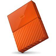 """WD 2.5"""" My Passport 4TB oranžový"""