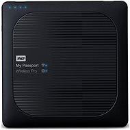 """WD 2.5"""" My Passport Wireless Pro 4TB černý"""