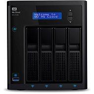 WD My Cloud EX4100 8TB (2x 4TB)