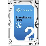 Seagate Surveillance 2TB + Rescue Plan