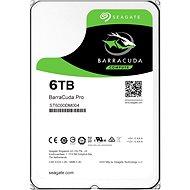 Seagate BarraCuda Pro HDD 6TB