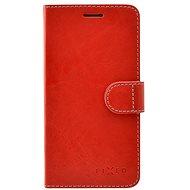 FIXED FIT pro Sony Xperia X červené