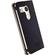 Krusell MALMÖ FolioCase pro LG Nexus 5X černé