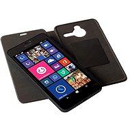 Krusell KIRUNA FolioSkin pro Microsoft Lumia 640 XL, černé
