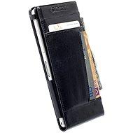 Krusell KALMAR WALLETCASE pro Sony Xperia Z2, černé
