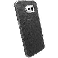 Krusell FROSTCOVER pro Samsung Galaxy S6, transparentní černý
