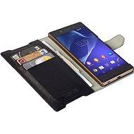 Krusell BORAS pro Sony Xperia Z5 černé