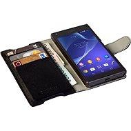 Krusell BORAS pro Sony Xperia Z5 Compact černé