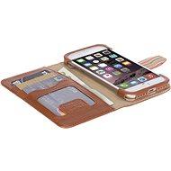 Krusell SIGTUNA FolioWallet pro Apple iPhone 7/8, koňakové