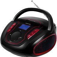 Sencor SRD 230 BRD černo-červené