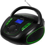 Sencor SRD 230 BGN černo-zelené