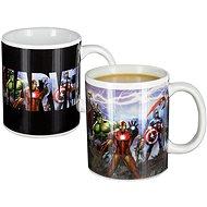Marvel Avengers heat reveal mug