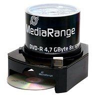 MediaRange Dispenser černý