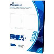MediaRange pro 11mm Blu-ray krabičky