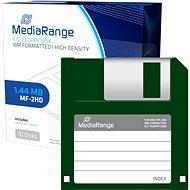 """MediaRange 3.5""""/1.44MB, balení 10ks"""