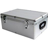 MediaRange DJ Case 500 stříbrný