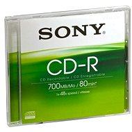 Sony CD-R 1ks v krabičce