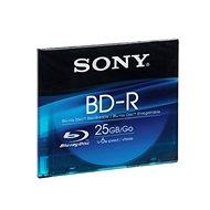 Sony BD-R 25GB 1ks v slim krabičce