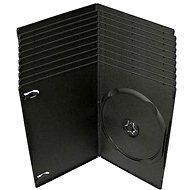 Krabička slimULTRA na 1ks - černá, 7mm, 10pack