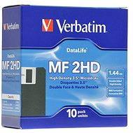 "Verbatim DataLife 3.5""/1.44MB, balení 10ks"