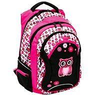 OXY Fashion Pink Owl