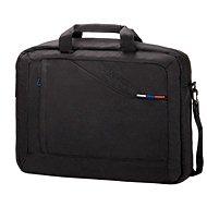 "Samsonite American Tourister Laptop Briefcase 17"" černá"
