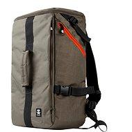 Crumpler Track Jack Barrel Backpack golden weed