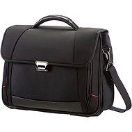 Samsonite PRO-DLX 4 Briefcase 2 Gussets černá