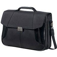 "Samsonite XBR Briefcase 2 Gussets 15.6"" černá"