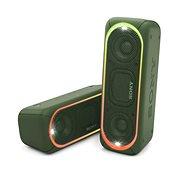 Sony SRS-XB30, zelená