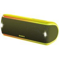 Sony SRS-XB31, žlutá