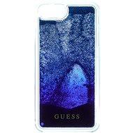 Guess Liquid Glitter Degrade Blue