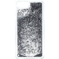Guess Liquid Glitter Silver