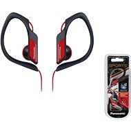 Panasonic RP-HS34E-R červená