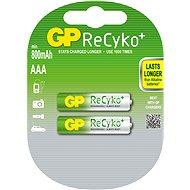 GP AAA mikrotužkové ReCyko 2x 800mAh