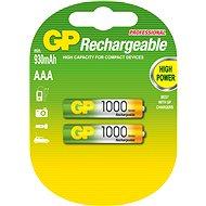 GP AAA mikrotužkové NiMH 2x 1000mAh