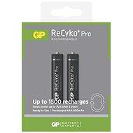 GP ReCyko Pro HR03 (AAA) 800mAh 2ks