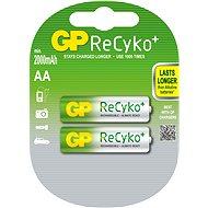 GP ReCyko+ AA 2000mAh 2ks