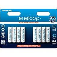 Panasonic eneloop AA 1900mAh 8ks