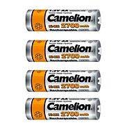Camelion AA tužkové NiMH 2700mAh 4 ks