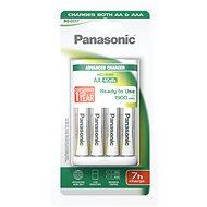 Panasonic BQ-CC17 + 4x AA 1900mAh