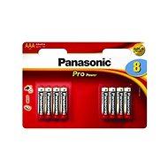 Panasonic AAA LR03 PPG/8BW Pro Power