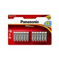 Panasonic AAA LR03 PPG/12BW Pro Power